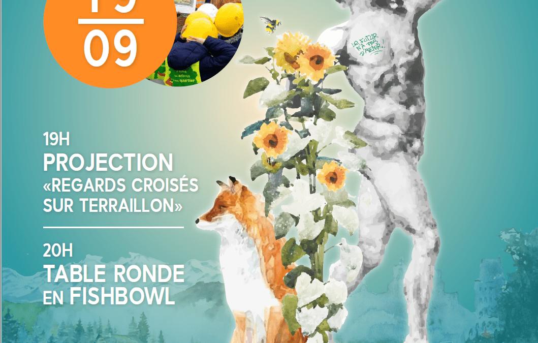 Projection «Regards Croisés sur Terraillon»