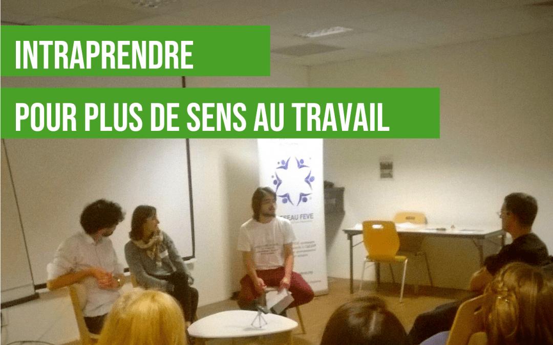 On The Green Road partenaire des intrapreneurs sociaux et solidaires