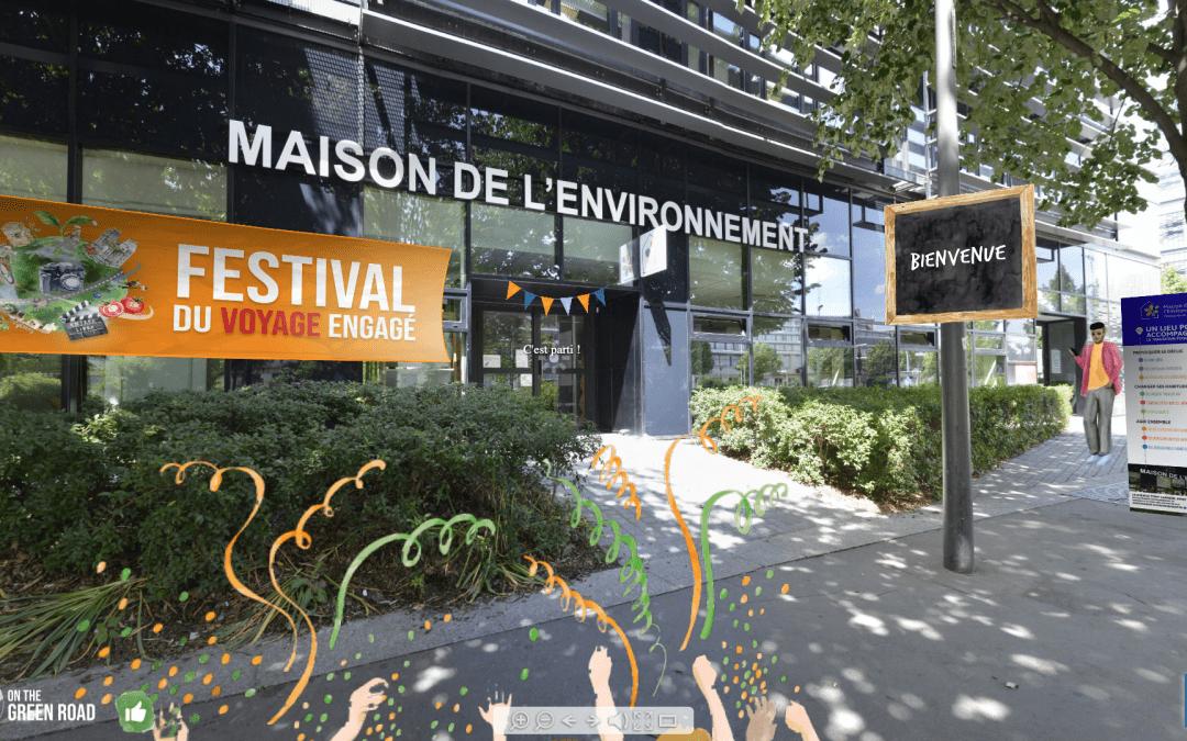 Du réel au virtuel : dans les coulisses d'un festival en ligne